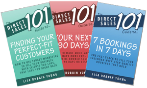 Direct Sales 101 Guides will build your direct sales business fast